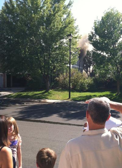 400x550 house fire