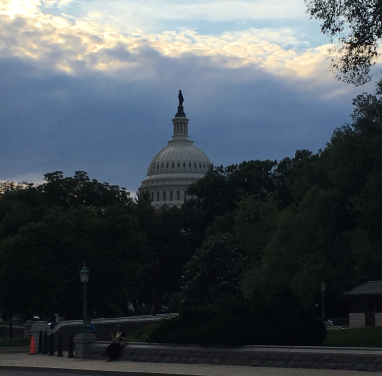 Capital Washington DC