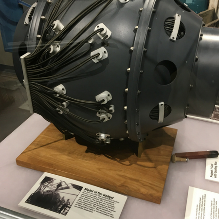 Model of the Gadget