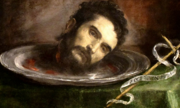 John the Baptist Head on a Platter