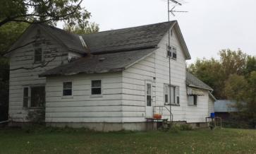 Mom's old home in North Dakota