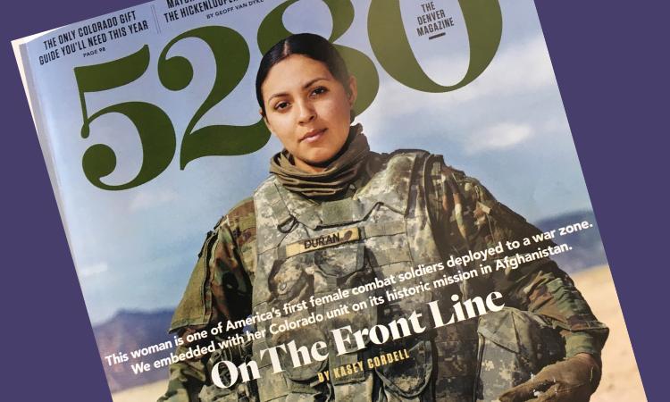 5280 Magazine cover