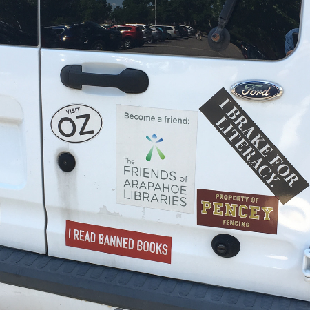 450x450 banned book van
